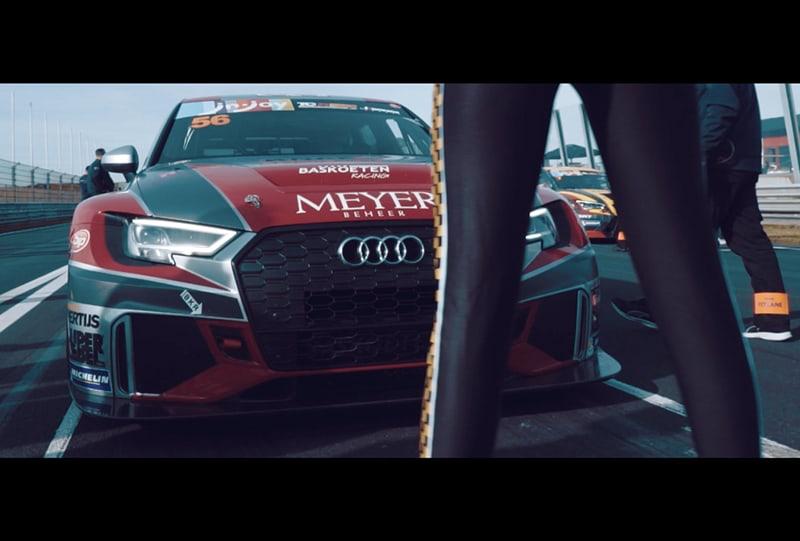 Bedrijfsfilm van bas koeten Racing