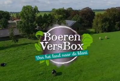 Video van boeren vers box
