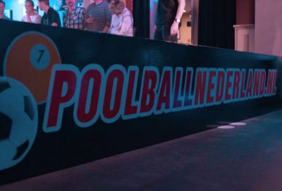 Video van Poolball nederland door framevision