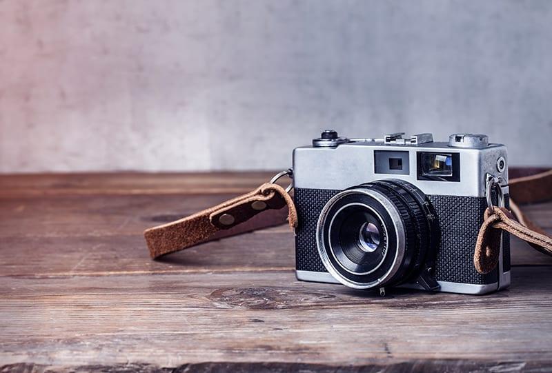 Fotografie dienst