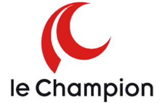 le champion logo