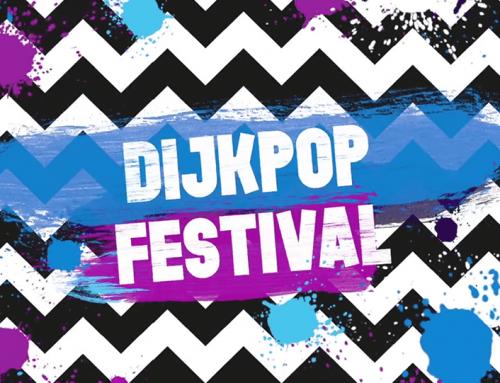 Dijkpop festival 2018 Line up