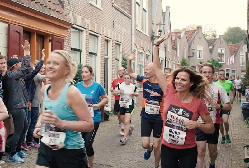 Alkmaar city run by night aftermovie