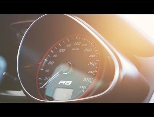 Audi R8 V10 Promotion