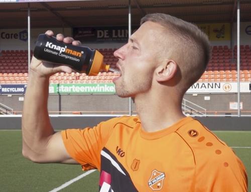 Knap'man compressiekleding bij FC Volendam