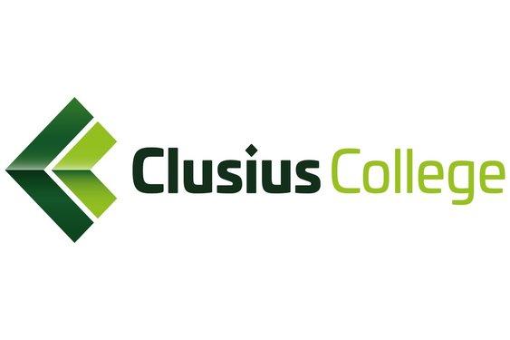 Logo clusius college
